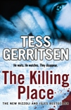The Killing Place by Tess Gerritsen jacket image